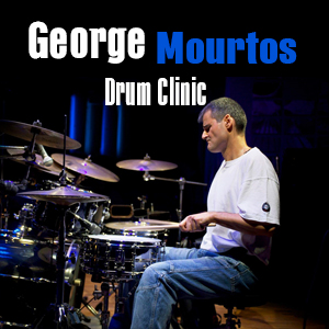 Σεμινάριο Drums George Mourtos