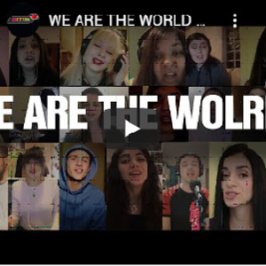 We are the world AMS Students